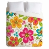 Kaui Blooms Lightweight Duvet Cover