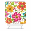 Kaui Blooms Shower Curtain
