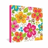 Kaui Blooms Wrapped Canvas Art