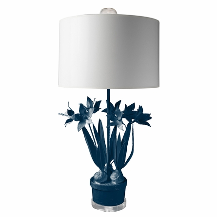 Kelsey Flower Table Lamp