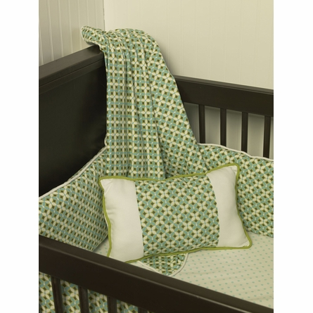 Kendall Crib Bedding - 3 Piece Set