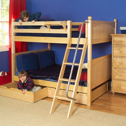 Kennedy Slatted Medium Bunk Bed