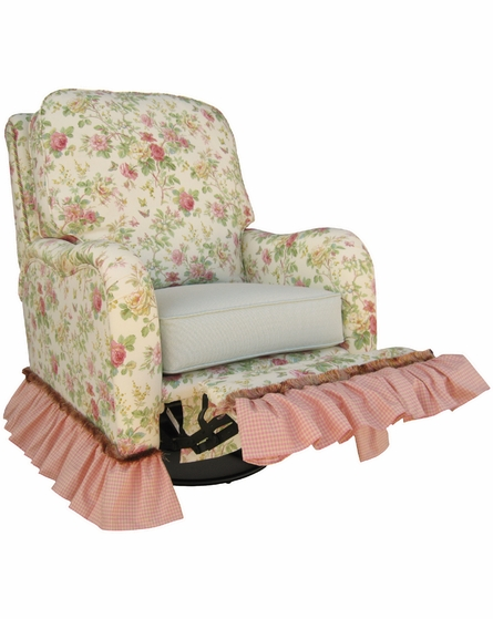 Kensington Recliner - English Bouquet