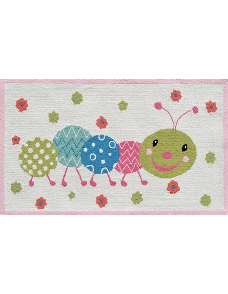 Kerm Caterpillar Rug