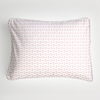 Key Orange Boudoir Pillow