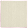 Kidstime Rectangle Rug in Beige Blush