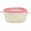 Kidstime Storage Basket in Beige Blush