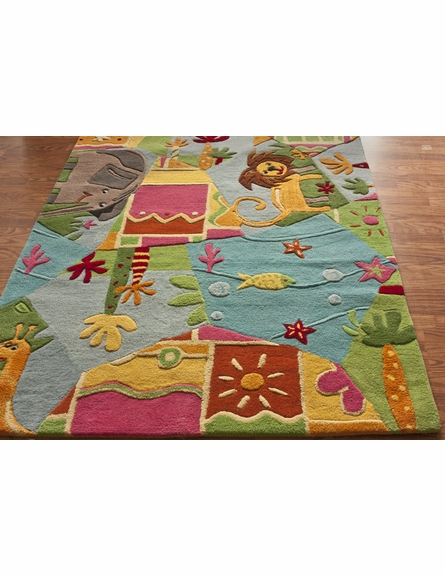 Kinderloom Cirque Rug