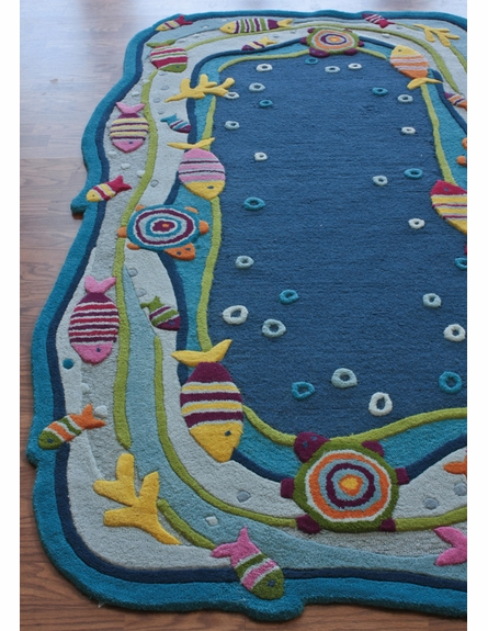 Kinderloom Oceana Rug