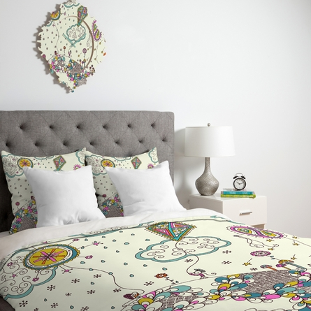 Kites to the Sky Duvet Cover