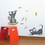 Kittens Wall Decal