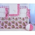 Kitty Soiree Custom Crib Bedding Set