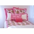 Kitty Soiree Floral 3 Piece Custom Bedding Set