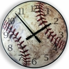 Knuckleball Baseball Kids Wall Clock