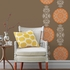 Kolkata Dot Wall Decals