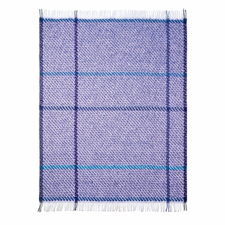 On Sale Kyaari Amethyst Throw Blanket