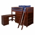 Kyle Mid Loft with Dressers, Desk and Bookcase