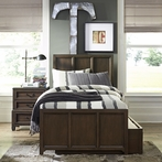 Kyle Panel Bed