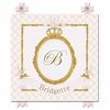 La Belle Princesse Canvas Reproduction - Classique Pink