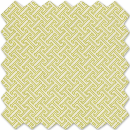 Labyrinth Green Crib Sheet