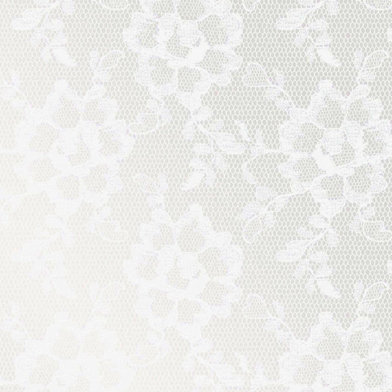 Custom Any Size Modern Wall Wallpaper Pearl Butterfly Silk: Lace Textured Pearl Removable Wallpaper By Tempaper
