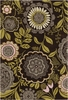 Lacework Brown Amy Butler Rug