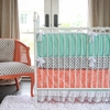 Lacey Dot Crib Bedding Set