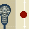 Lacrosse Athlete Canvas Wall Art