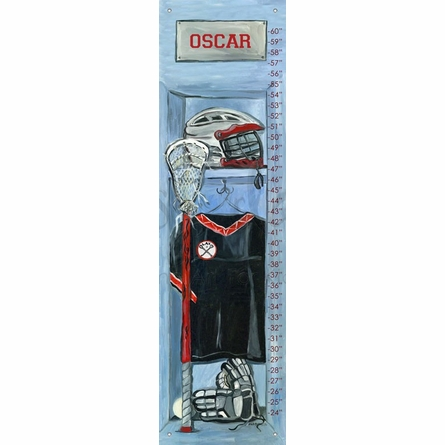 Lacrosse Locker Growth Chart