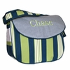 Lacrosse Messenger Diaper Bag