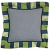 Lacrosse Throw Pillow - Square