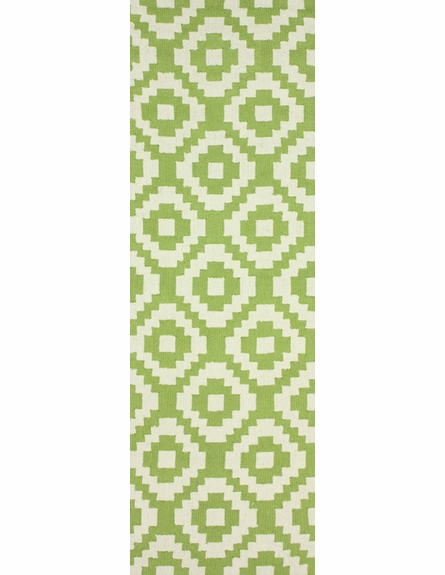 Ladi Rug in Green