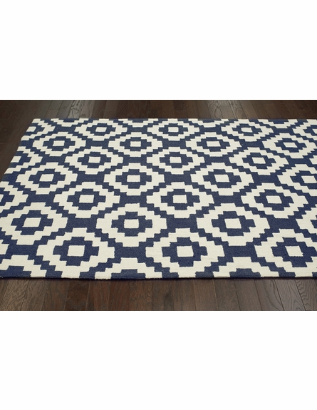 Ladi Rug in Navy