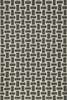 Laguna Basket Weave Rug in Gray