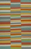 Laguna Mixed Stripes Warm Rug