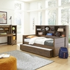 Landon Bookcase Bed