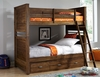 Landon Panel Bunk Bed