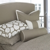 Large Cobblestone Print Pillowcase - Set of 2