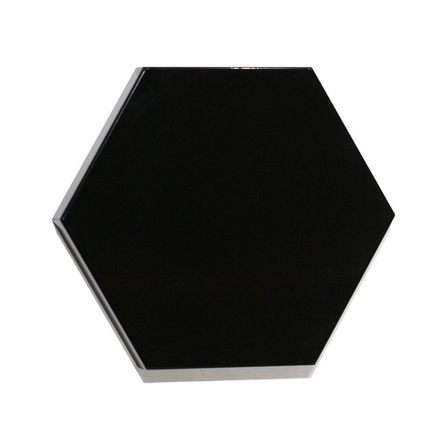 Large Hexagon Magnetic White Board