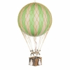 Large Hot Air Balloon Model in Green