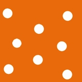 Large Orange Dots (609)