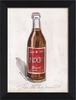 Large Soda Framed Wall Art
