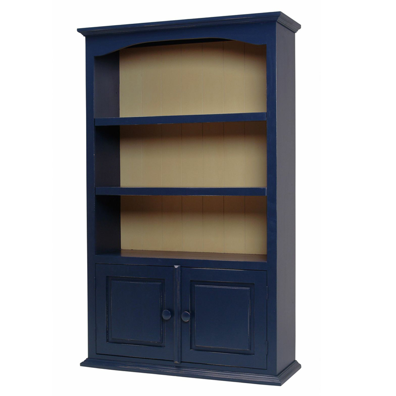 Large Bookcase with Doors 800 x 800