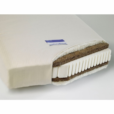 Latex Mat Organic Twin Mattress