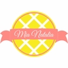 Lattice Banner Personalized Fabric Wall Decal
