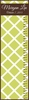 Lattice Block Personalized Growth Chart