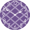 Lattice Wall Clock