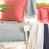 Laundered Linen Sky Throw