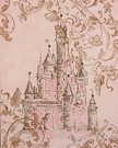 Lavish Castle Hand Painted Art