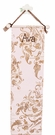 Lavish Hand Painted Canvas Growth Chart